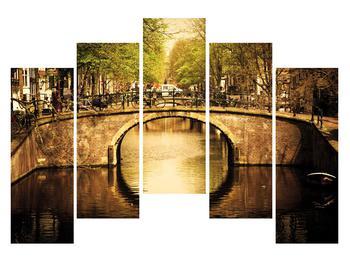 Tablou cu Amsterdam (K011246K12590)