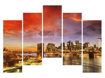 Tablou cu podul Brooklyn (K011278K12590)