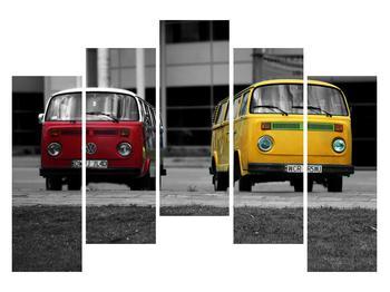 Obraz starých vozidiel (K011401K12590)