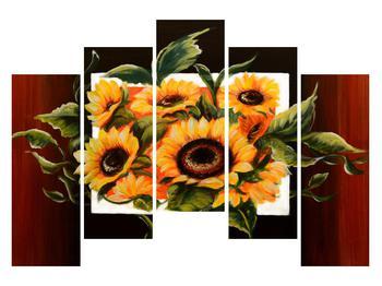 Tablou cu floarea soarelui (K011496K12590)