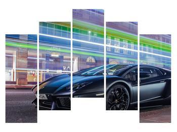 Tablou cu mașina rapidă (K011702K12590)