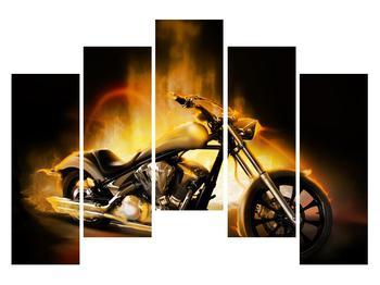 Tablou cu motocicleta (K012329K12590)