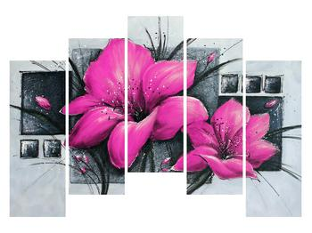 Tablou cu flori (K012456K12590)