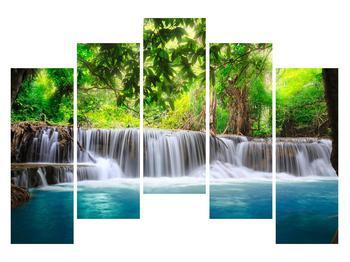 Obraz vodopádov (K012549K12590)