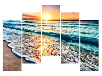Tablou cu plaja mării (K013520K12590)