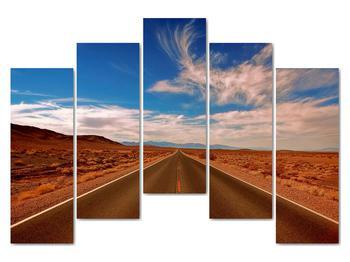 Obraz dlhej cesty (V020076V12590)