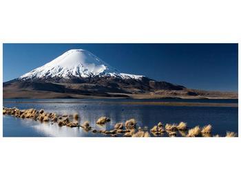 Obraz zasněžené hory (F000974F14558)