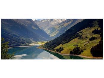 Obraz horského údolí (F001494F14558)