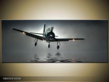 Obraz letadla  (F001593F14558)