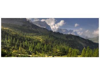 Krásný obraz hor (F001632F14558)