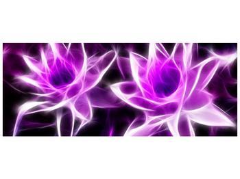 Moderní obraz květin (F001725F14558)