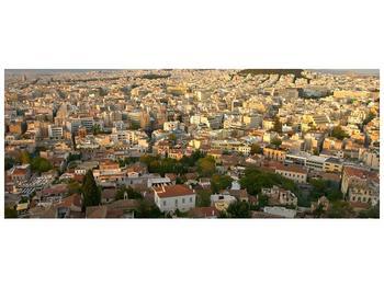Obraz rozsáhlého města  (F002955F14558)