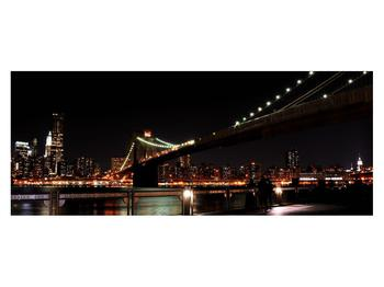 Tablou cu podul Brooklyn (K010844K14558)