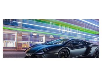 Tablou cu mașina rapidă (K011702K14558)