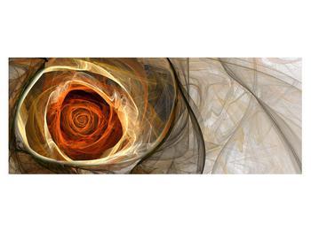 Tablou modern cu trandafir (K011863K14558)