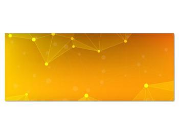 Abstraktní žlutý obraz (V020045V14558)