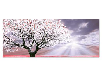 Červený obraz stromu (V020052V14558)