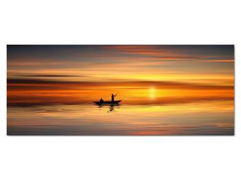 Obraz - plavba na loďke (V020168V14558)