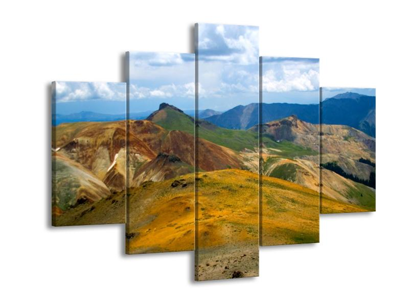 Obraz pohoří (F000517F150105)