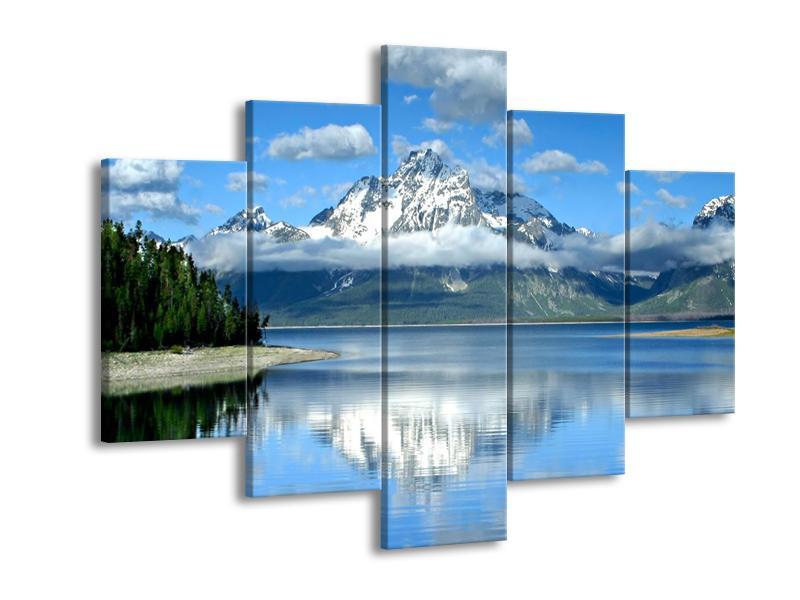 Obraz hory (F000543F150105)