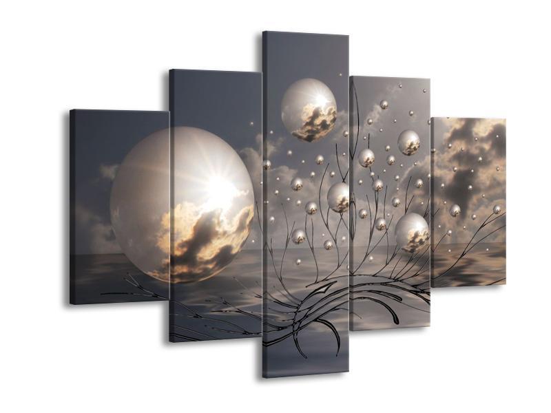 Moderní abstraktní obraz (F000610F150105)
