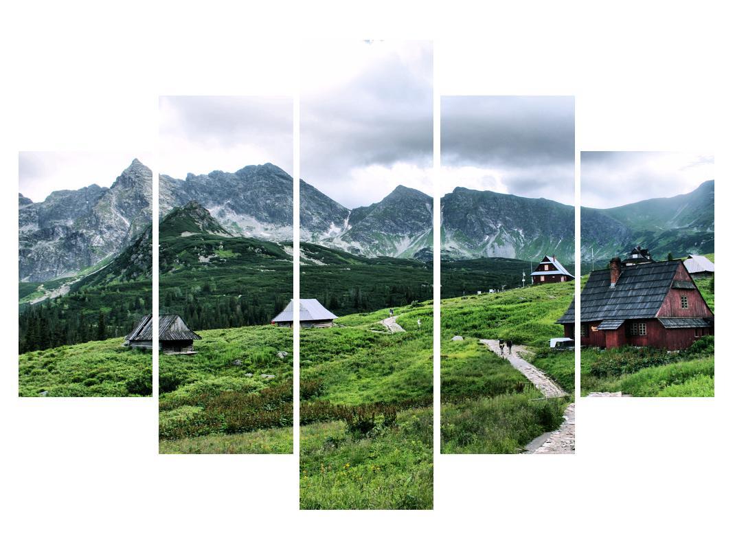 Slika planinskog krajolika (K010099K150105)