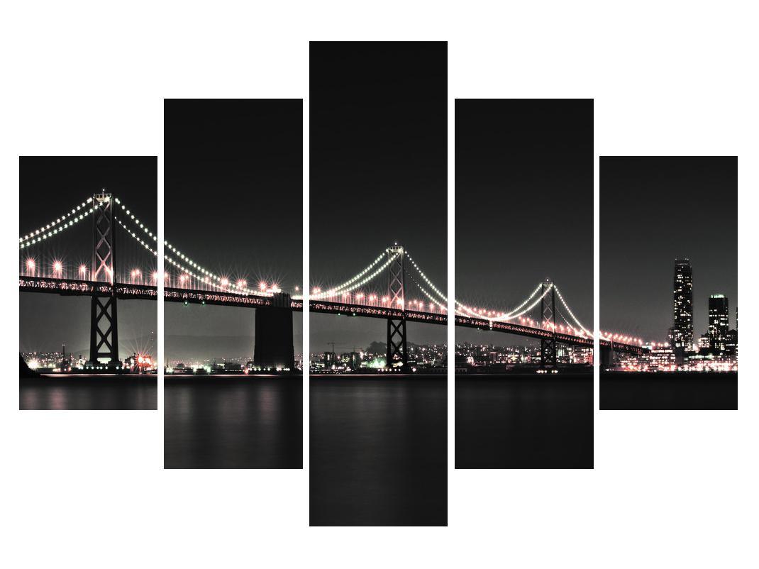 Noćna slika mosta (K010934K150105)