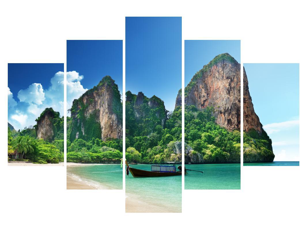 Obraz mořské pláže (K011320K150105)