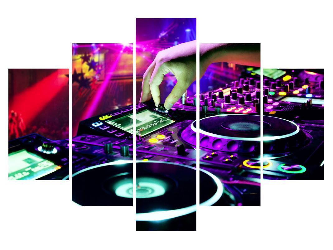 Slika DJ-ja (K011333K150105)