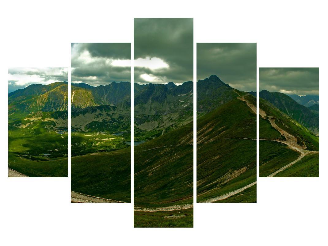Slika planinskog krajolika (K011454K150105)