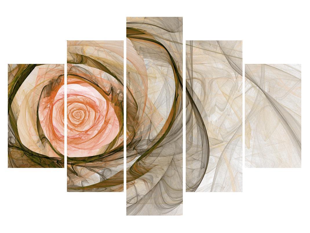 Sodobna slika vrtnice (K011481K150105)