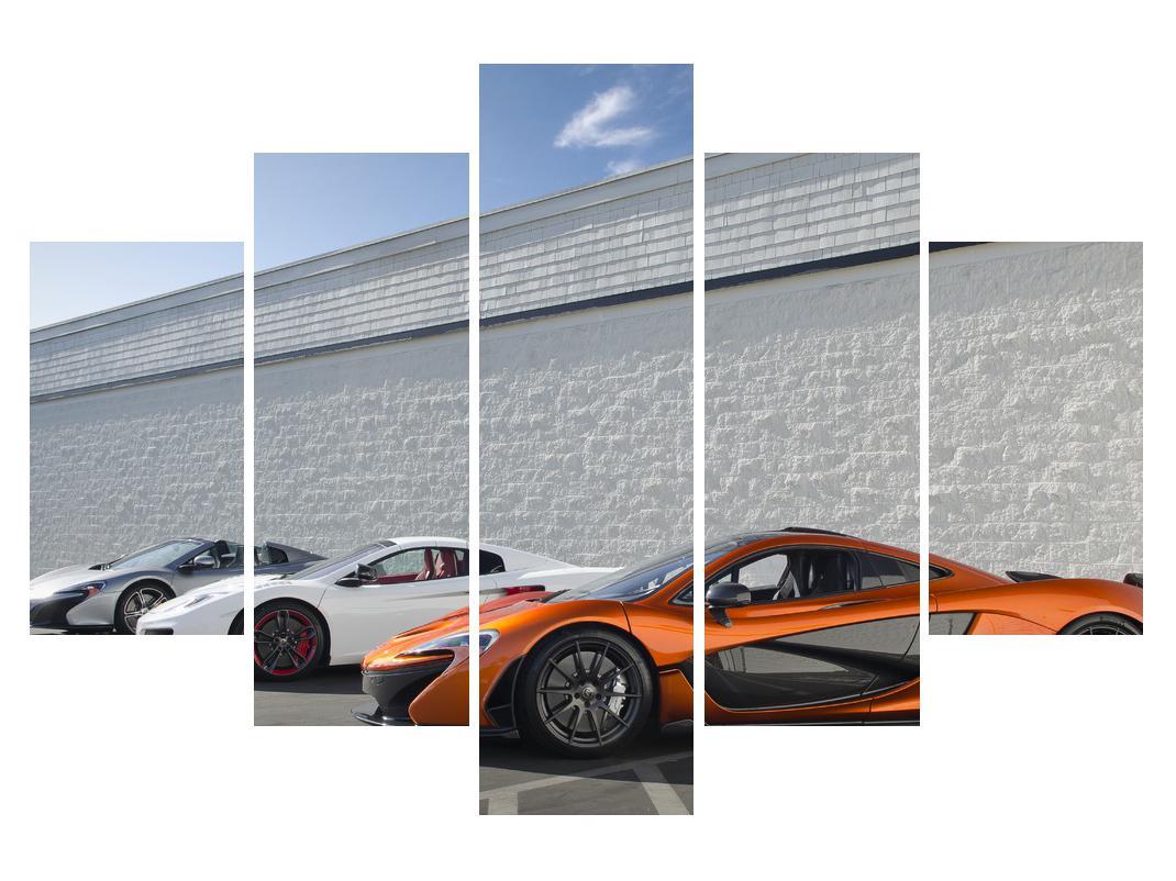 Slika brzih automobila (K011693K150105)