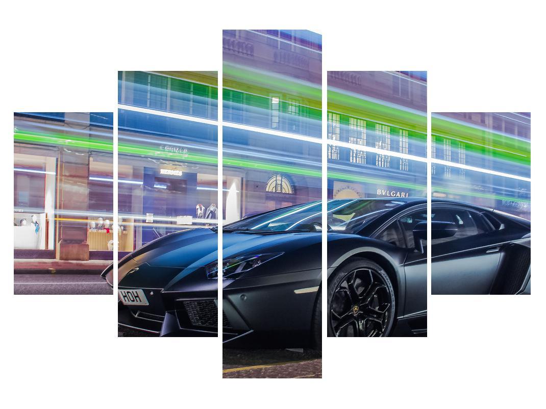 Slika brzog automobila (K011702K150105)