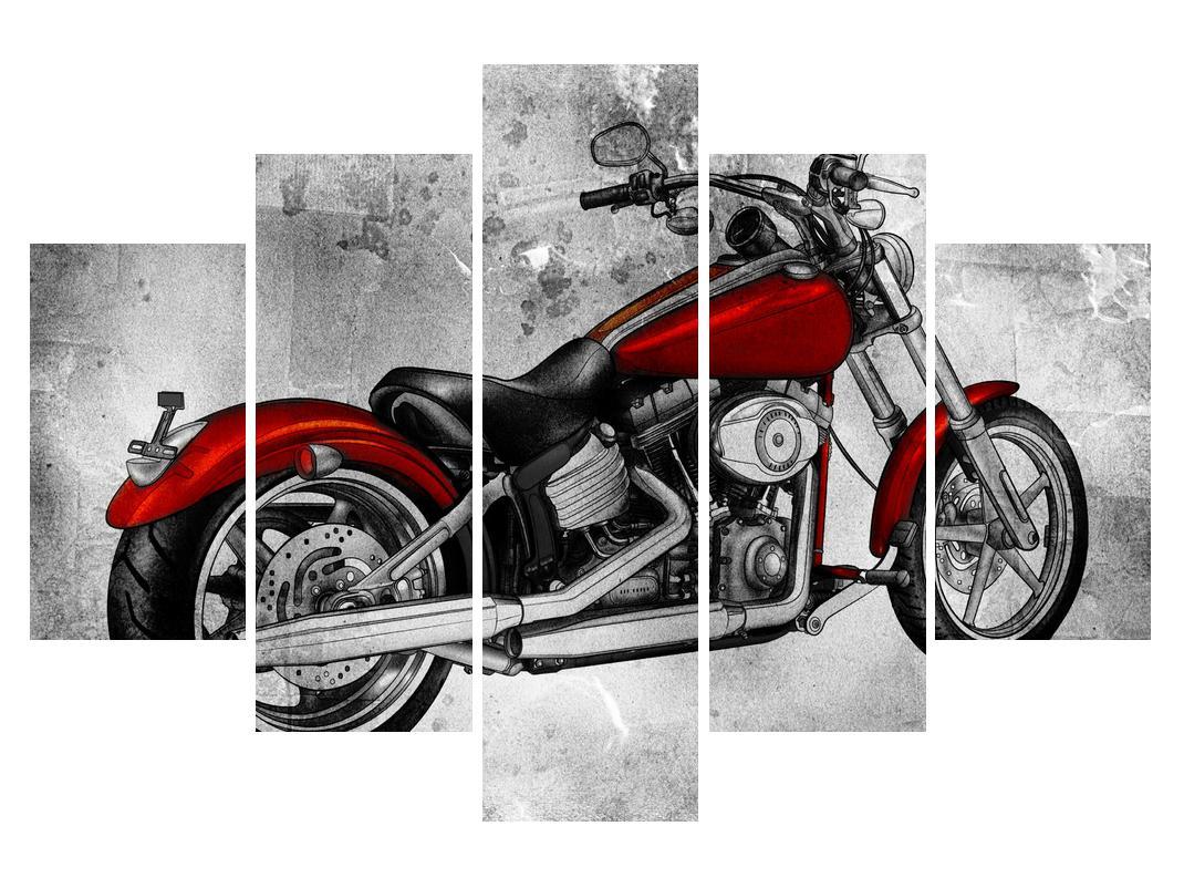 Slika motocikla (K011928K150105)
