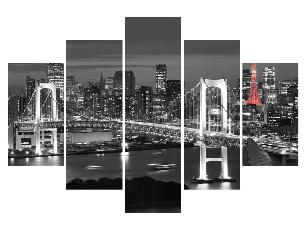 Slika Brooklynskog mosta (K012390K150105)