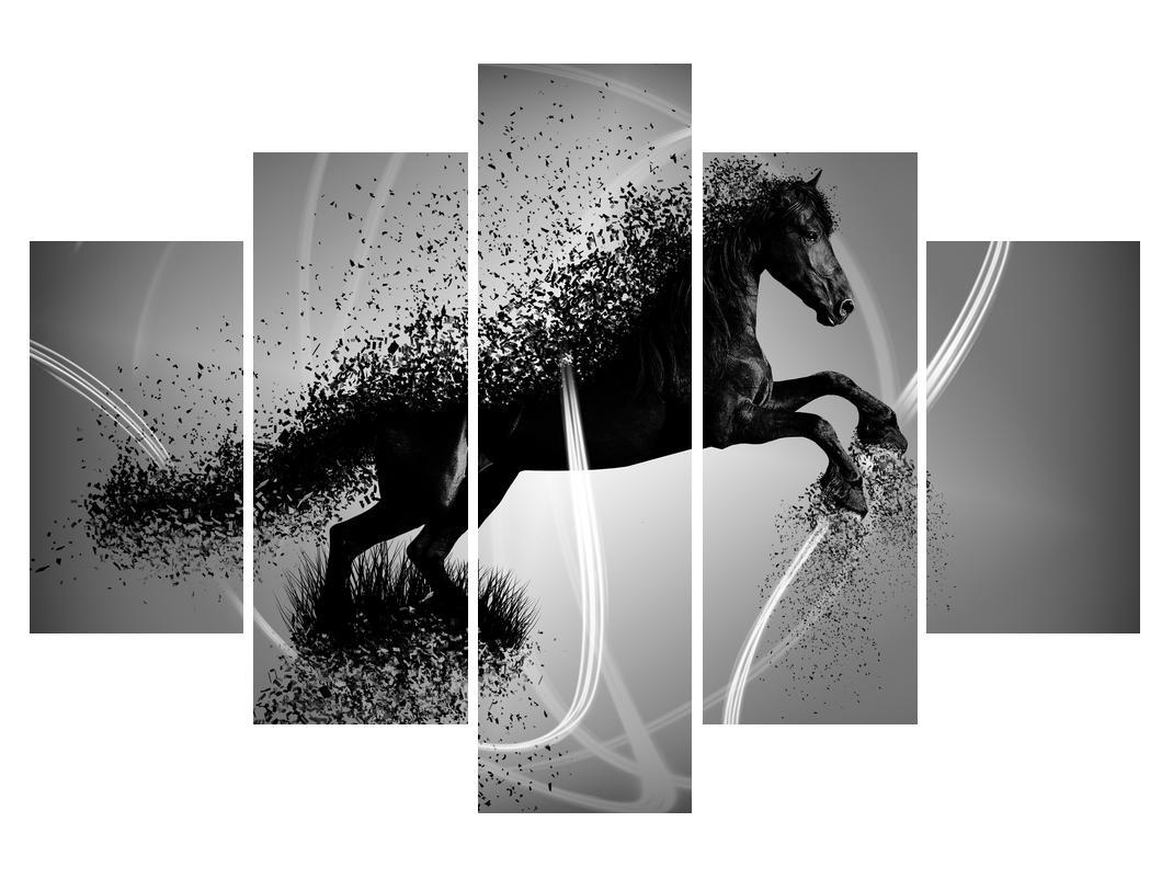 Moderna slika konja (K013573K150105)