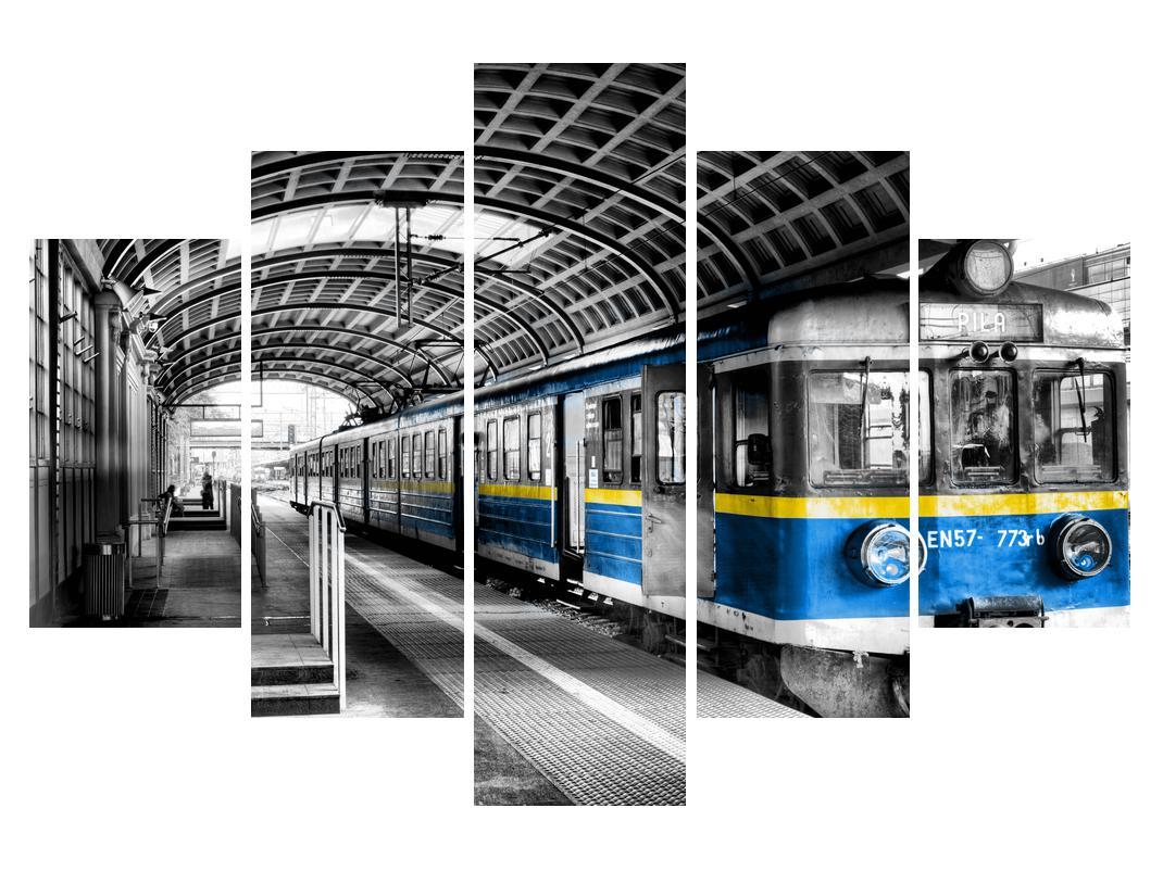 Slika povijesnog vlaka (K015026K150105)