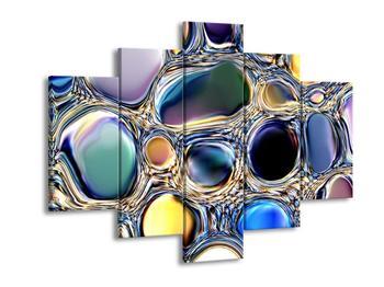 Abtraktní obraz - buňky (F000004F150105)