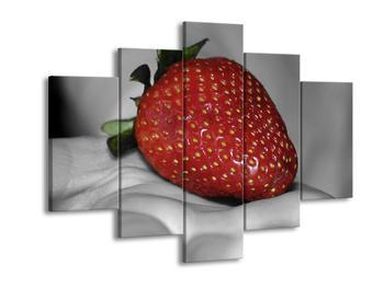 Dekorativní obraz - jahoda (F000027F150105)