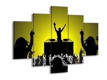 Moderní obraz - DJ (F000044F150105)