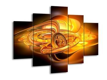 Moderní abstraktní obraz (F000180F150105)