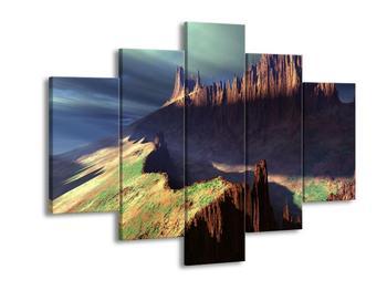 Obraz hory  (F000217F150105)
