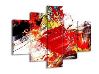 Abstraktní obraz (F000230F150105)