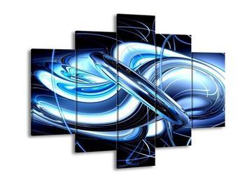 Moderní abstraktní obraz (F000231F150105)