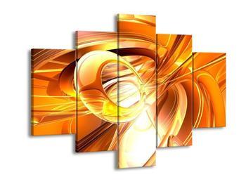 Moderní abstraktní obraz (F000270F150105)