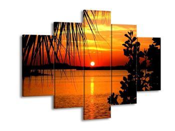 Obraz západu slunce (F000276F150105)
