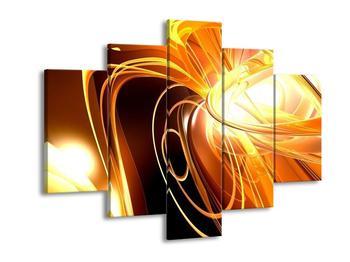 Moderní abstraktní obraz (F000310F150105)