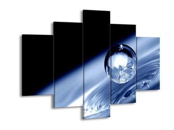 Moderní obraz kapky (F000335F150105)