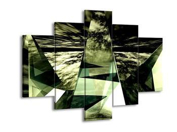 Moderní abstraktní obraz (F000349F150105)