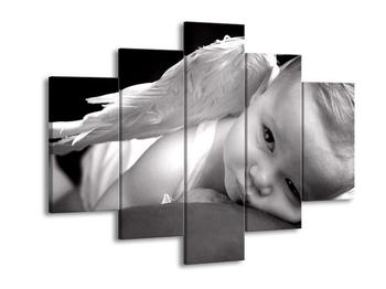Obraz dětského andílka (F000362F150105)